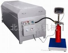 制冷型二氧化碳灌装机