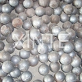 65mn material, high hardness forged grinding ball 2