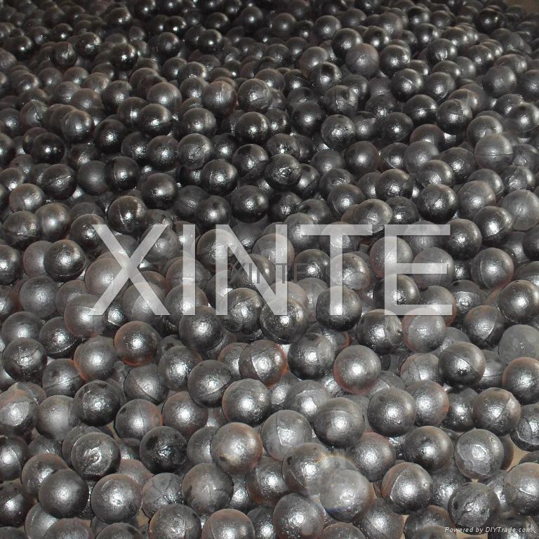 cast grinding ball (CR11-27%) 4