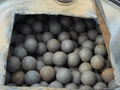 B3 material, good quality forged ball