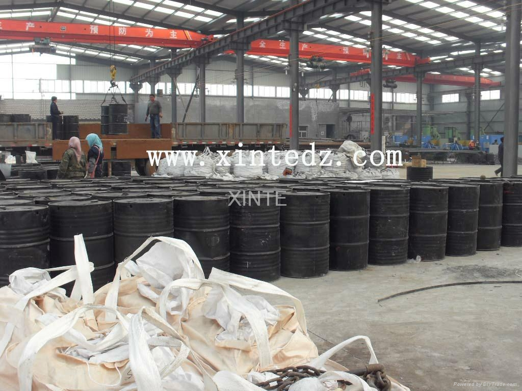 B3 material, high hardness forged grinding ball 1