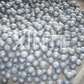 High Hardness B2 material forged ball dia40mm 5