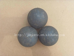75MNCR forged grinding steel ball