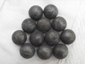 65MN material, forged grinding ball 4