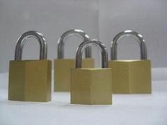 brass padlocks/combination locks/diamond locks/copper/hardware