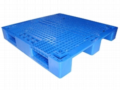 重庆市渝北区塑料托盘双面内置钢管型