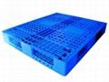 塑料托盘田字网格型1100MM 1