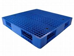 重慶川字田字雙面單面型塑料托盤1200*1200 1200*800