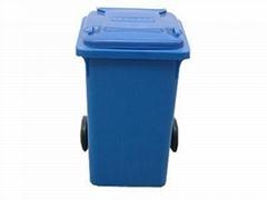 供应重庆市政府企业用塑料垃圾桶仓储塑料栈板