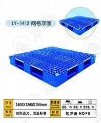 塑料垫货板仓库使用