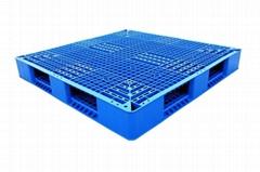 聚乙稀材料製造耐用環保塑料托盤