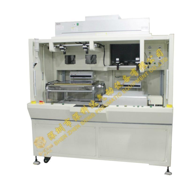 供應恆溫立式熱壓設備  1