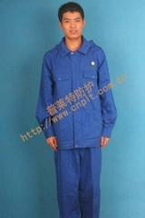 防氬弧焊高頻輻射屏蔽服鎢極焊防護分體套裝