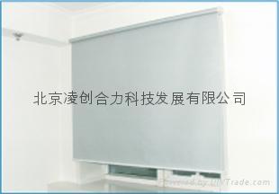 防信息泄漏抗电磁干扰防高频辐射屏蔽窗帘 1