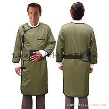 重疊卡扣防射線防護服防護鉛衣 1