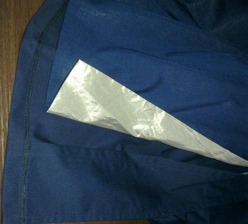 實驗室防輻射電磁屏蔽防護服 3