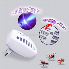 ZN-2028 室内节能省电小灭蚊器 1W