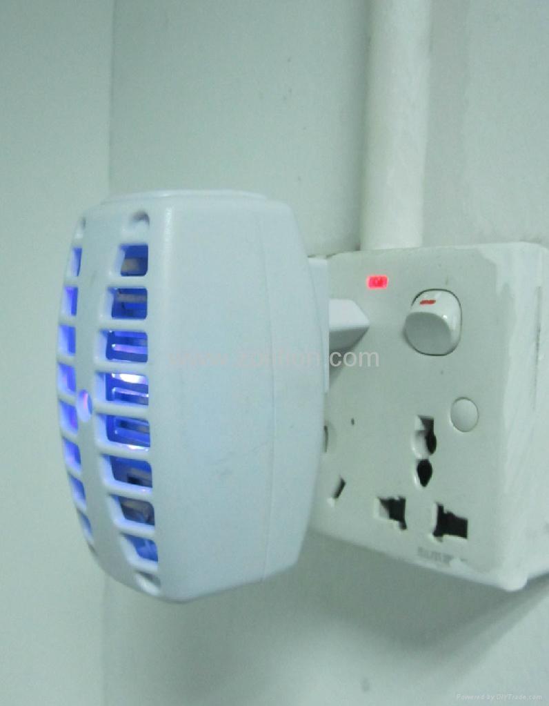 ZN-2028 室内节能省电小灭蚊器 1W 2