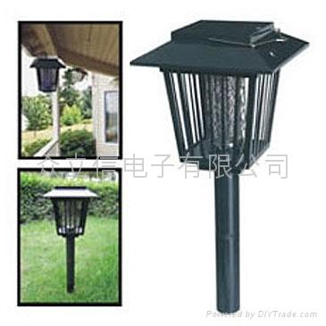太阳能灭蚊灯 1