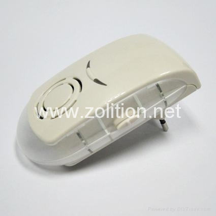Electromagnetic and Ultrasonic Pest Repeller 2