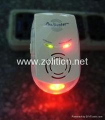 ZN-1002 磁能+超声驱虫器