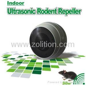 Single Speaker Ultrasonic Pest Repeller 1