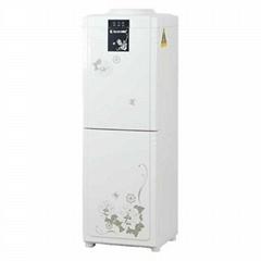 朗宁双门型立式冰热水机