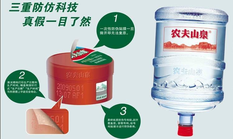 農夫山泉桶裝水 3