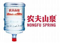 农夫山泉桶装水送水
