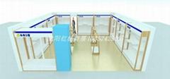 通化展柜设计定制