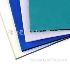 耐力板,陽光板