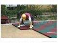 济南幼儿园橡胶地垫 1