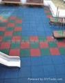 山东橡胶地砖