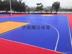 幼儿園專用懸浮地板
