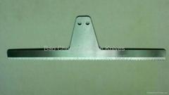 T形帶柄包裝機械直齒刀
