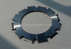 Folding Perforating Lock Bind Burst Knife Split Design Made in China