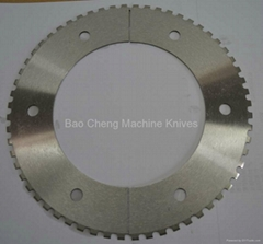 Folding Perforating Blade for Paper&Printing Industry Made in China