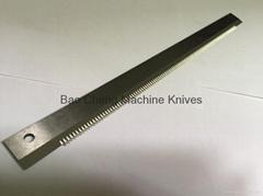 真空包装机械齿刀
