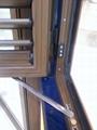 aluminium glass window shutters and blades 3