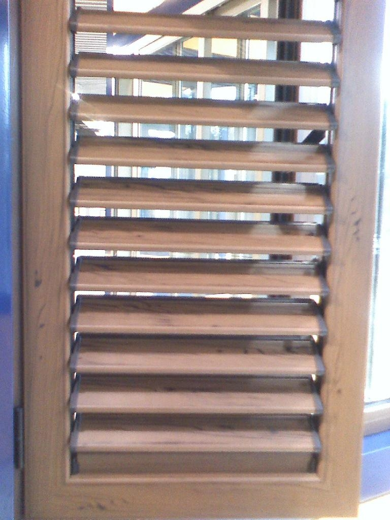 aluminium glass window shutters and blades 4