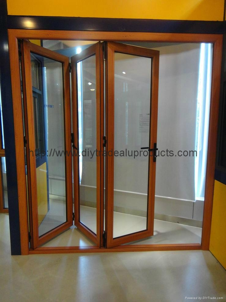 Aluminum Window Frame Material : Aluminum alloy frame material and garden doors type window
