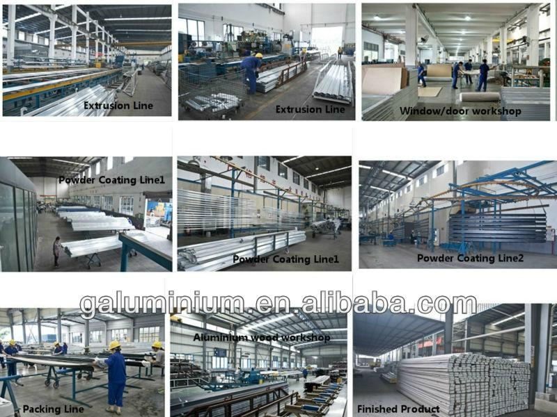 high quality aluminium glass Bi folding and sliding doors 3