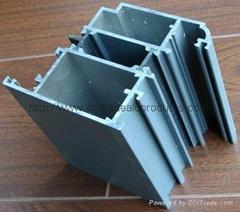 price of  profile aluminium for thermal break aluminium window fabrication