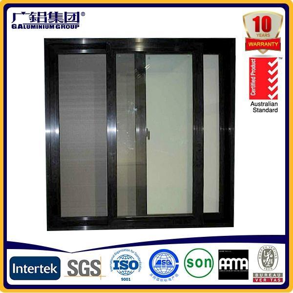 cheap price aluminium profile for aluminium vertical sliding windows 4