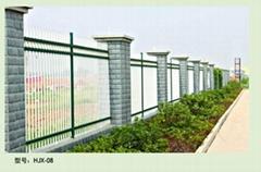 安徽熱鍍鋅圍欄
