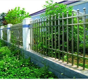 安徽熱鍍鋅圍欄 2
