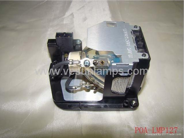 Replacement Projector Lamp-- Sanyo POA-LMP127 1