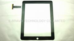 ipad1 digitizer black