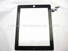 ipad2 digitizer black