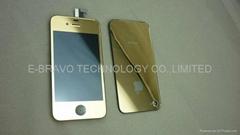 iphone4 鏡面 液晶觸摸